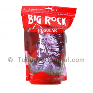 Big Rock Regular Pipe Tobacco 16 oz. Pack