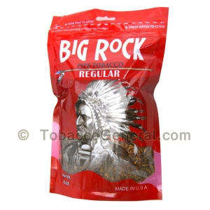 Big Rock Regular Pipe Tobacco 6 oz. Pack