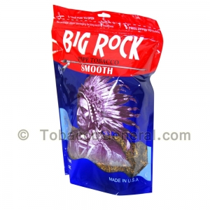 Big Rock Smooth Pipe Tobacco 16 oz. Pack