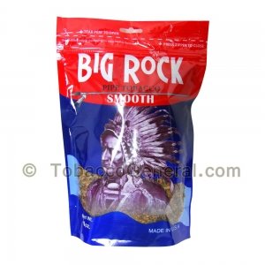 Big Rock Smooth Pipe Tobacco 6 oz. Pack