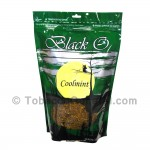 Black O Cool Mint Pipe Tobacco 16 oz. Pack - All Pipe