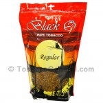Black O Regular Pipe Tobacco 16 oz. Pack - All Pipe Tobacco