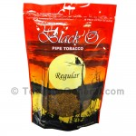 Black O Regular Pipe Tobacco 6 oz. Pack - All Pipe Tobacco
