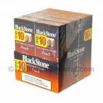 Blackstone Tip Peach Cigarillos 20 Packs of 5