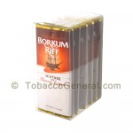 Borkum Riff Cherry Liqueur Pipe Tobacco 5 Pockets of 1.5