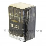 Brioso Toro Maduro Cigars Pack of 20 - Dominican Cigars