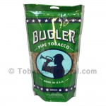 Bugler Green (Menthol) Pipe Tobacco 10 oz. Pack - All Pipe Tobacco