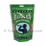 Bugler Green (Menthol) Pipe Tobacco 4 oz. Pack - All Pipe Tobacco