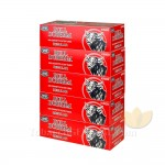 Bull Durham Filter Tubes King Size Regular (Full Flavor) 5 Cartons of 200