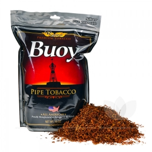 Buoy Silver Pipe Tobacco 16 oz. Pack