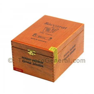 Camacho Baccarat The Game Belicoso Maduro Cigars Box of 20