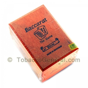 Camacho Baccarat The Game Churchill Cigars Box of 25