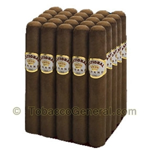 Camacho National Brand Rothschild Cigars Bundle of 25