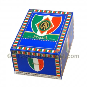 CAO Italia Piazza Cigars Box of 20