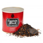 Captain Black Cherry Pipe Tobacco 12 oz. Can - All Pipe Tobacco