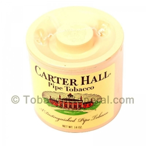 Carter Hall Pipe Tobacco 14 oz. Can