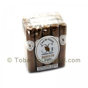 Casa de Garcia Robusto Connecticut Cigars Pack of 20