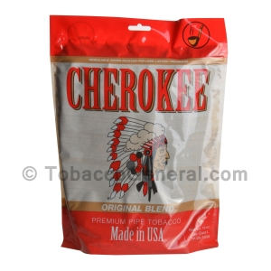 Cherokee Original Pipe Tobacco 16 oz. Pack