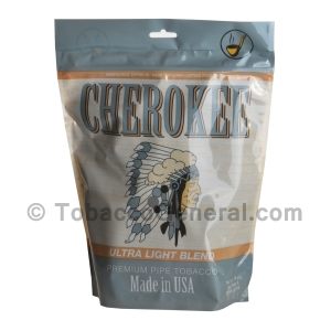 Cherokee Ultra Pipe Tobacco 16 oz. Pack