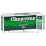 Cheyenne Menthol Filtered Cigars 10 Packs of 20 - Filtered and Little
