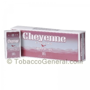 Cheyenne Sweet Tip Filtered Cigars 10 Packs of 20