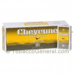 Cheyenne Vanilla Filtered Cigars 10 Packs of 20 - Filtered and Little