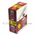 Clipper Cigarillos 4 for 99 Cents Sweet 15 Packs of 4