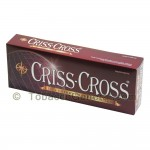 Criss Cross Cherry Filtered Cigars 10 Packs of 20 - Filtered and