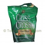 Criss Cross Pipe Tobacco Mint Blend 16 oz. Pack - All Pipe