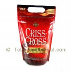 Criss Cross Pipe Tobacco Original Blend 6 oz. Pack