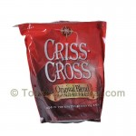 Criss Cross Pipe Tobacco Original Blend 16 oz. Pack - All Pipe