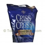 Criss Cross Pipe Tobacco Smooth Blend 16 oz. Pack