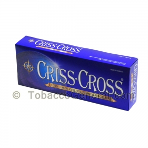 Criss Cross Smooth Filtered Cigars 10 Packs of 20