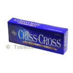 Criss Cross Smooth Filtered Cigars 10 Packs of 20 - Filtered and