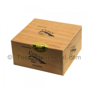 Cuban Rejects Churchill Connecticut Cigars Box of 50