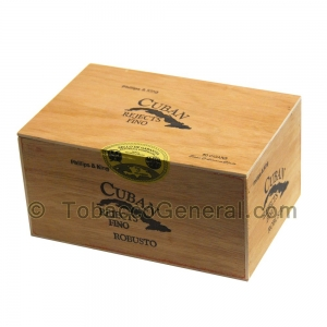 Cuban Rejects Robusto Connecticut Cigars Box of 50