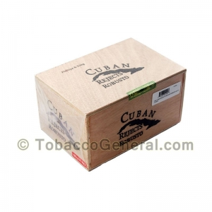 Cuban Rejects Robusto Maduro Cigars Box of 50