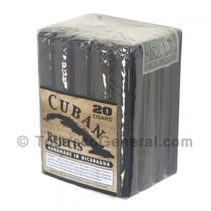 Cuban Rejects Robusto Maduro Cigars Pack of 20