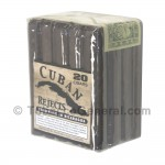 Cuban Rejects Robusto Natural Cigars Pack of 20