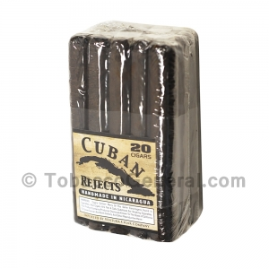 Cuban Rejects Toro Maduro Cigars Pack of 20