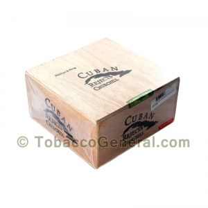 Cuban Rejects Torpedo Maduro Cigars Box of 50