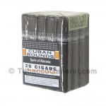 Cuban Rounds Robusto Natural Cigars Pack of 20 - Nicaraguan Cigars