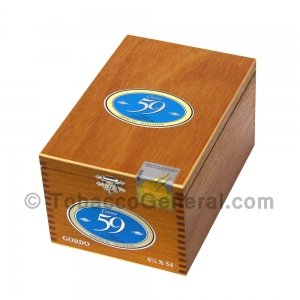 Cusano 59 Rare Cameroon Gordo Cigars Box of 18