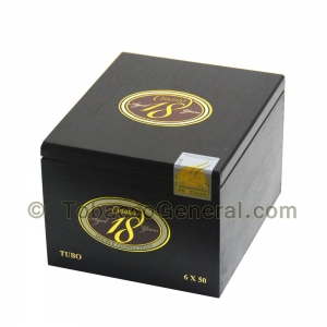 Cusano Aged 18 650 Tube Cigars Box of 18