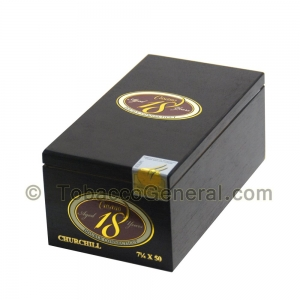 Cusano Aged 18 Churchill Cigars Box of 18