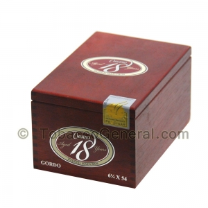 Cusano Aged 18 Gordo Maduro Cigars Box of 18