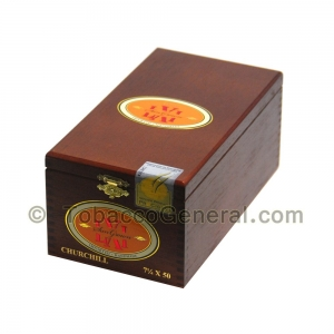 Cusano LXI Sun Grown Churchill Cigars Box of 18