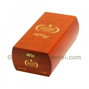 Cuvee Blanc Churchill Cigars Box of 12