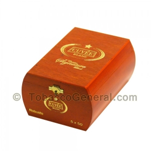 Cuvee Blanc Robusto Cigars Box of 12