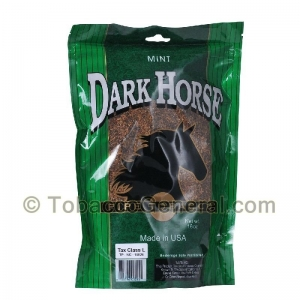 Dark Horse Pipe Tobacco Mint 16 oz. Pack